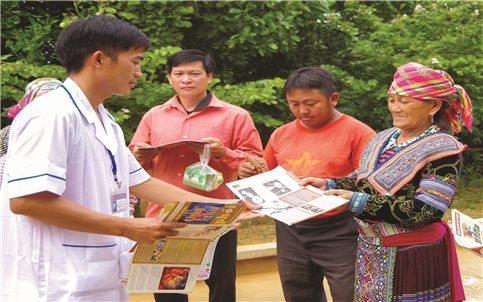 Bác sĩ quân y ở vùng cao Mường Nhé