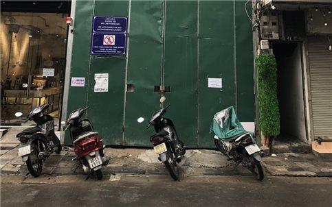 Công trình số 35 Hàng Bè (Hà Nội): Ngang nhiên thi công bất chấp lệnh giãn cách xã hội