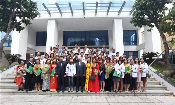 """Ủy ban Dân tộc: Gặp mặt các thầy cô giáo tham dự Chương trình """"Chia sẻ cùng thầy, cô"""""""