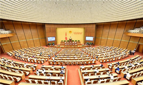 Kỳ họp thứ 9, Quốc hội khóa XIV: Tăng cường hiệu lực hiệu quả việc thực hiện chính sách, pháp luật về phòng, chống xâm hại trẻ em