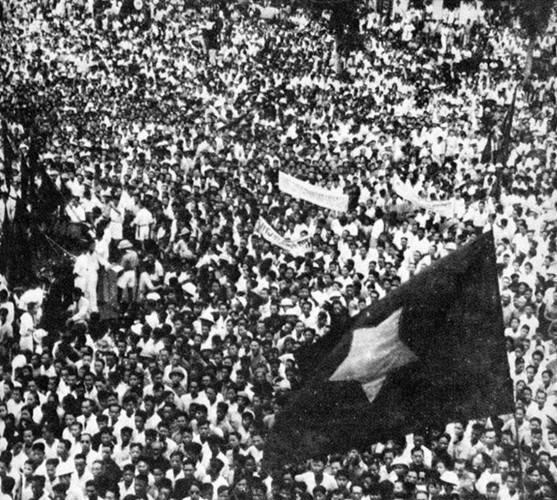 Cách mạng Tháng Tám thắng lợi vẻ vang của dân tộc
