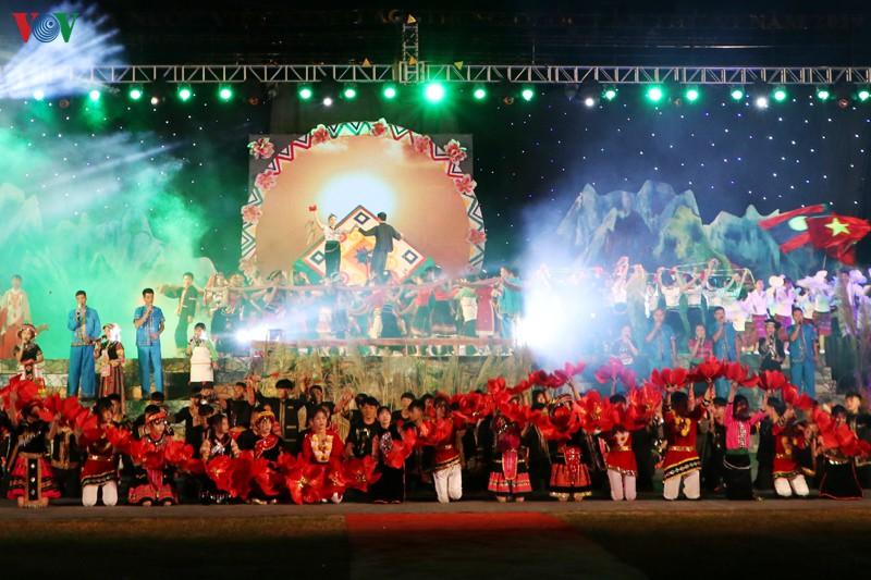Đây còn là sự kiện để Lai Châu quảng bá hình ảnh, tiềm năng du lịch với bạn bè các nước láng giềng