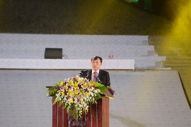 Chủ tịch UBND tỉnh Hòa Bình Bùi Văn Khanh