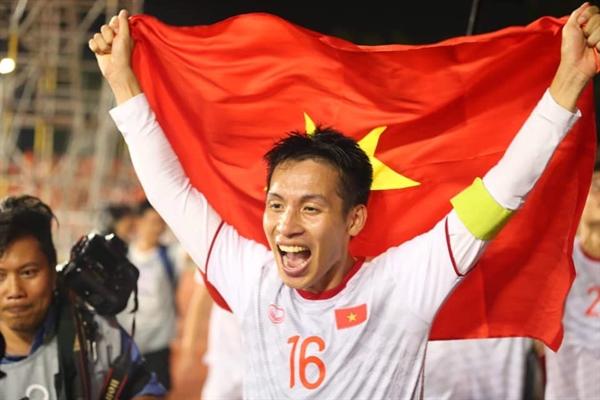 Chiến thắng lịch sử của bóng đá Việt Nam 3