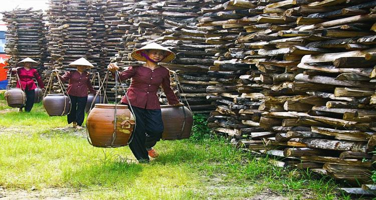 Làng gốm Phù Lãng đã có lịch sử rất lâu đời, từ thế kỷ thứ 13