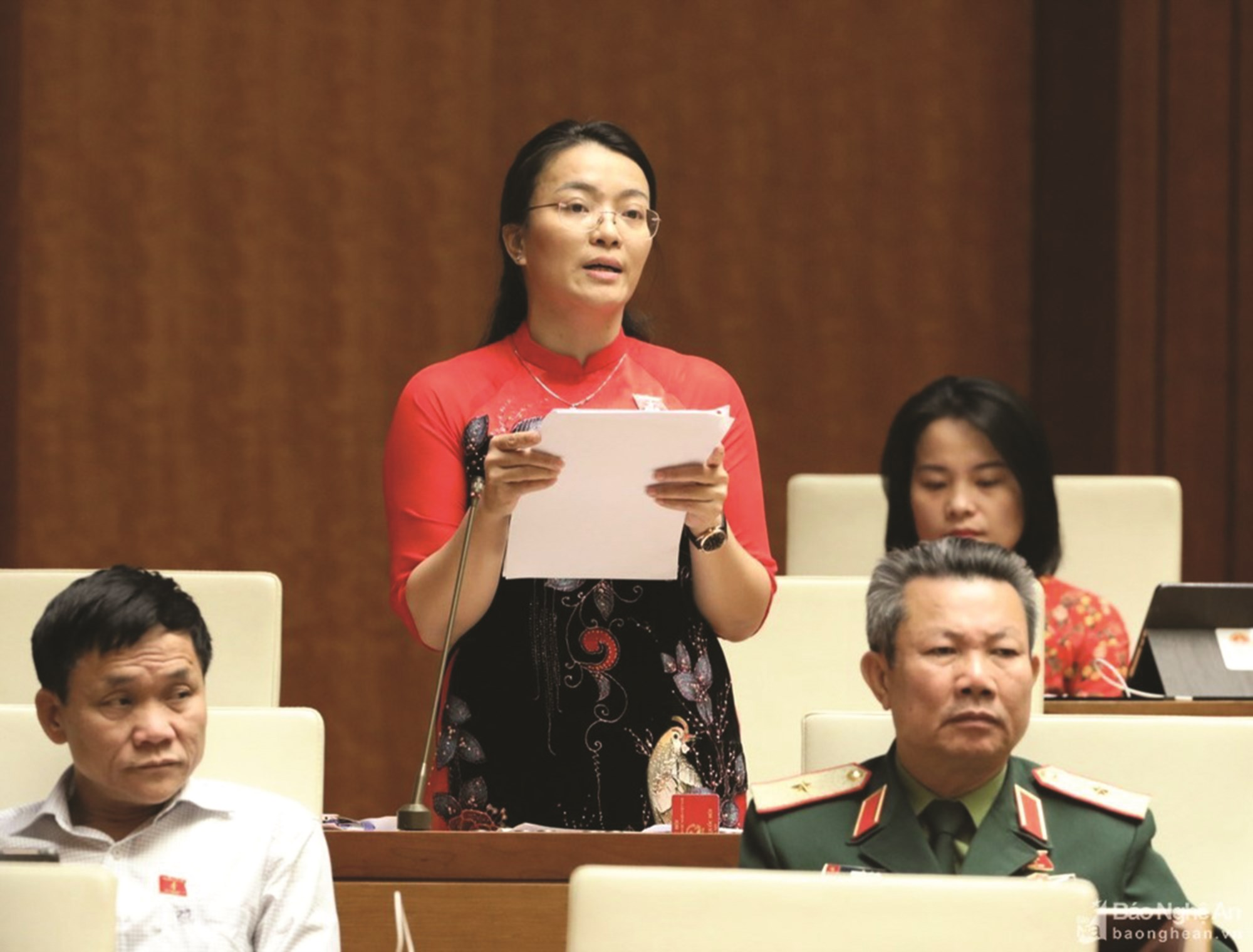 Đại biểu Quốc hội đề xuất giải pháp phát triển vùng đồng bào DTTS&MN 1