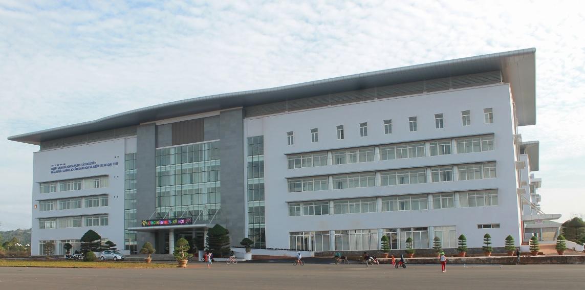 Bệnh viện Đa khoa Tây Nguyên tiếp nhận nhiều ca cấp cứu do ngộ độc ăn thịt cóc. Ảnh TL