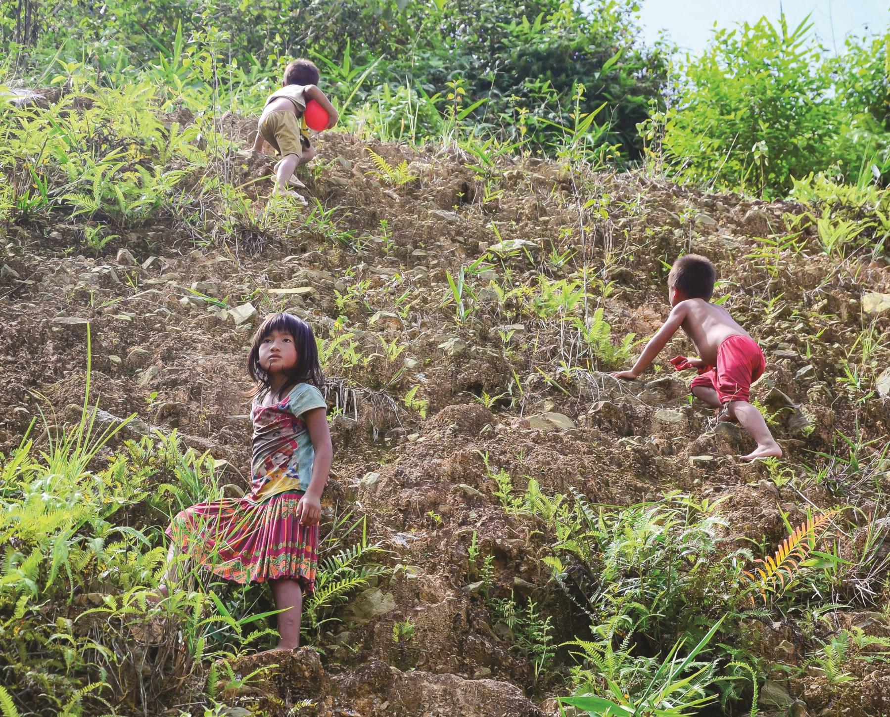 Tình trạng trẻ dưới 5 tuổi tử vong tại Điện Biên Đông đang ở mức đáng báo động.