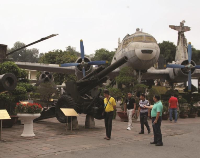 Hiện không có nhiều những bảo tàng lịch sử hoạt động hiệu quả, thu hút khách thăm quan.