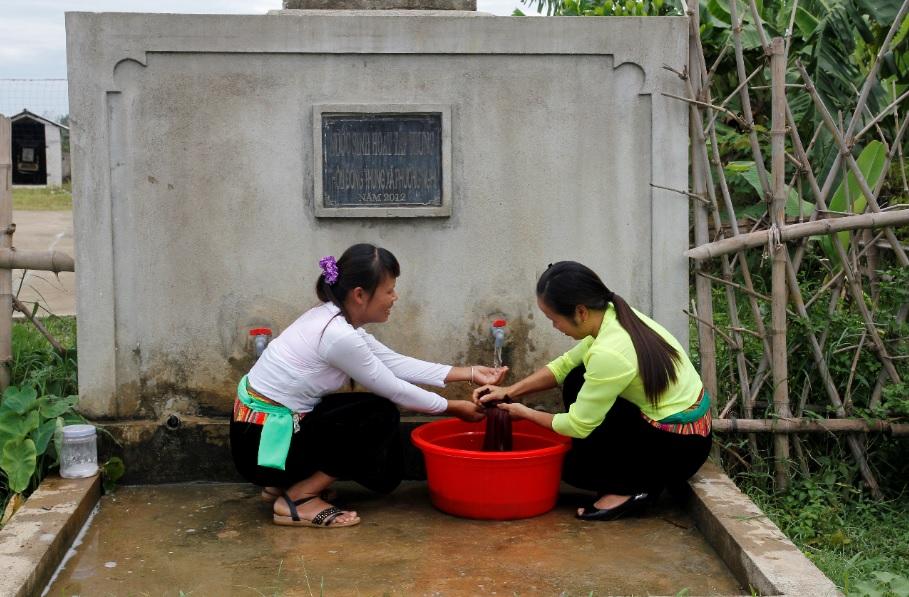 Công trình cơ sở hạ tầng thuộc Chương trình 135 tại Thanh Hóa đã phát huy hiệu quả