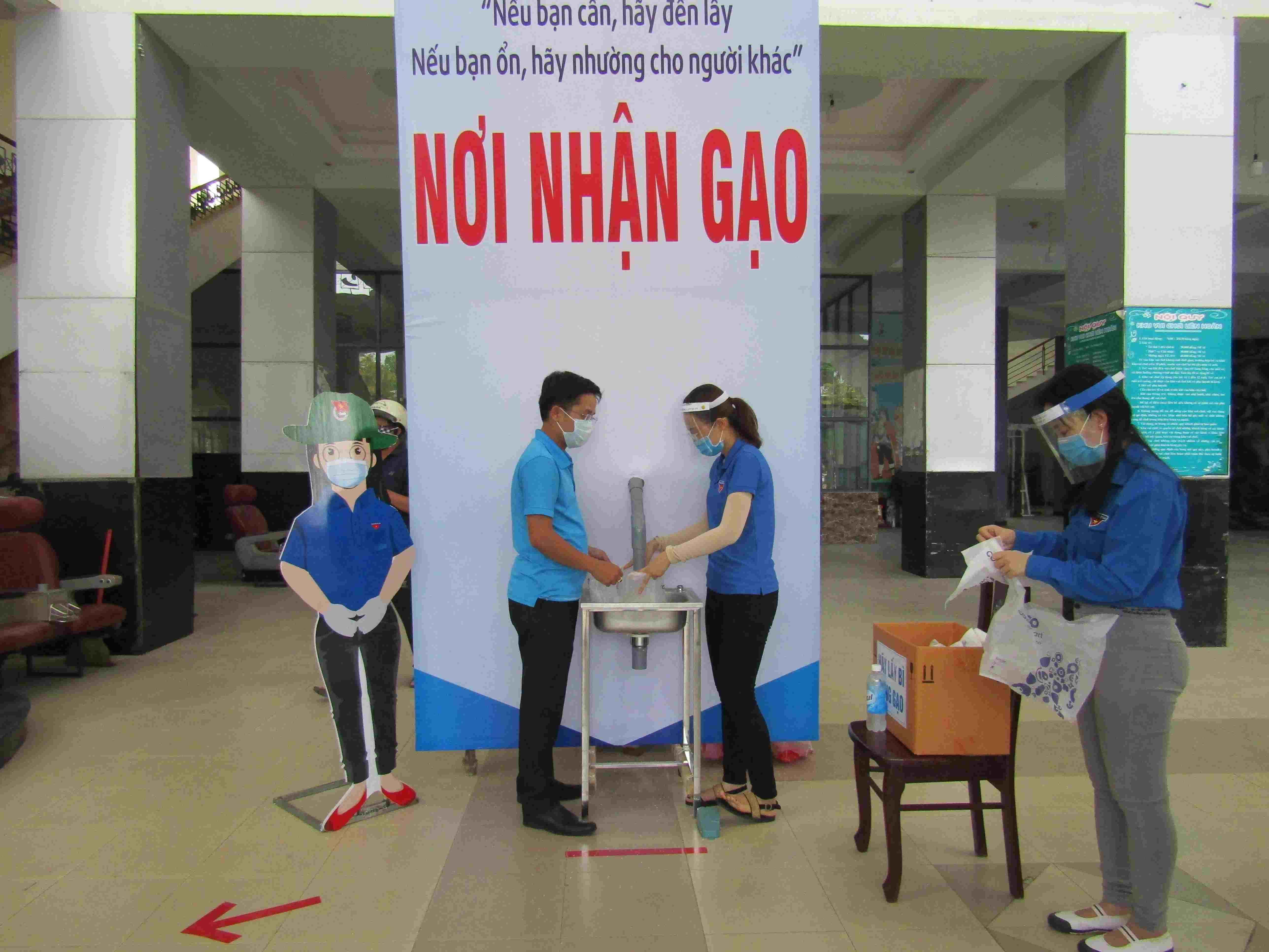 """""""ATM gạo"""" về Bình Định"""