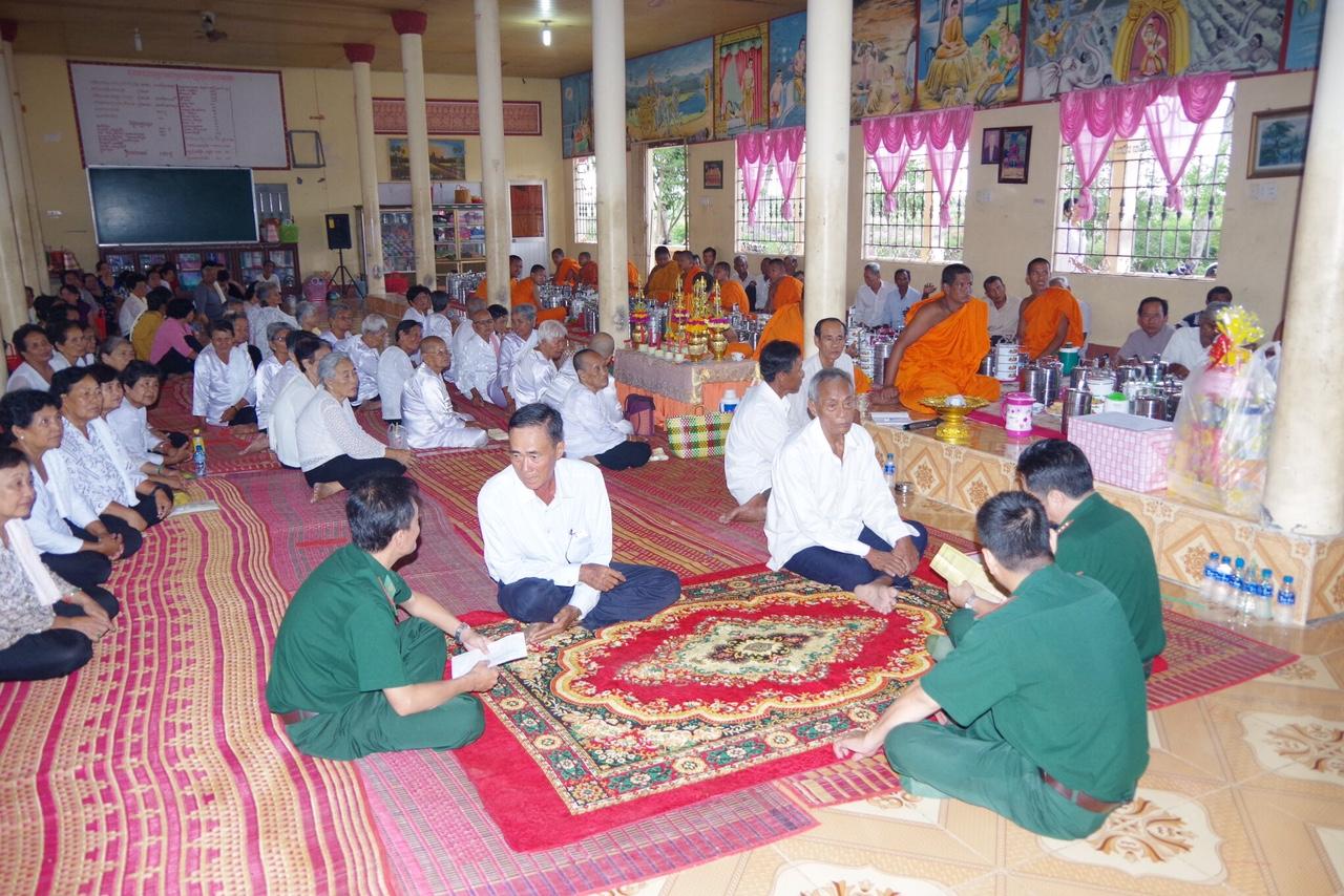 Tạm dừng các nghi lễ dâng cơm nhân dịp Tết cổ truyền tại các chùa