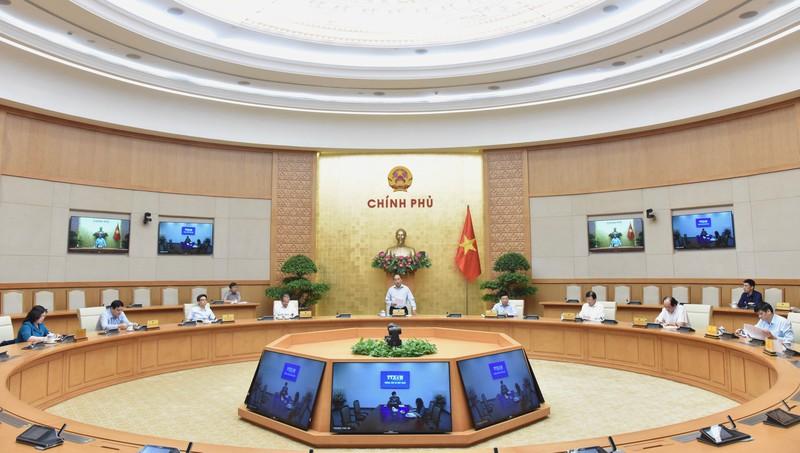Thủ tướng chủ trì cuộc họp