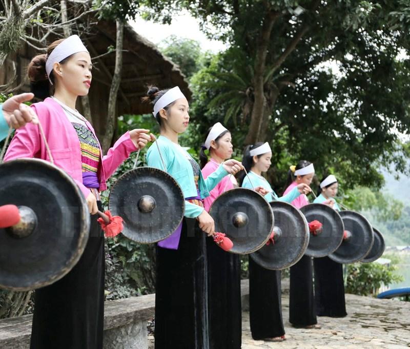Cuộc thi sáng tác ca khúc về đề tài dân tộc thiểu số, miền núi năm 2020 nhằm khuyến khích phong trào sáng tác nghệ thuật về đề tài dân tộc thiểu số và miền núi. (Ảnh minh họa)