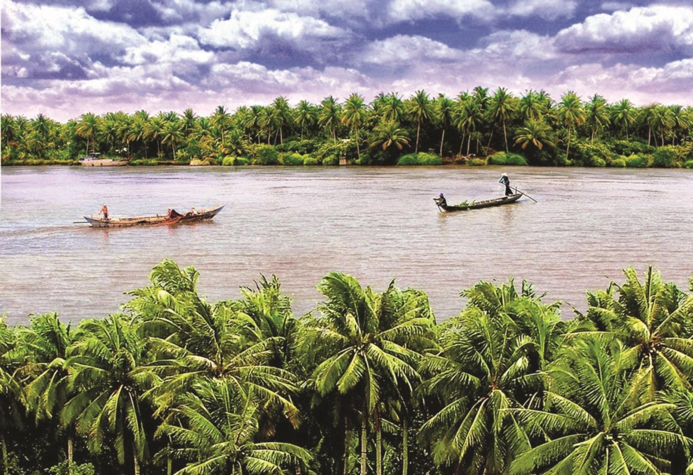 Miền sông nước Đồng bằng sông Cửu Long