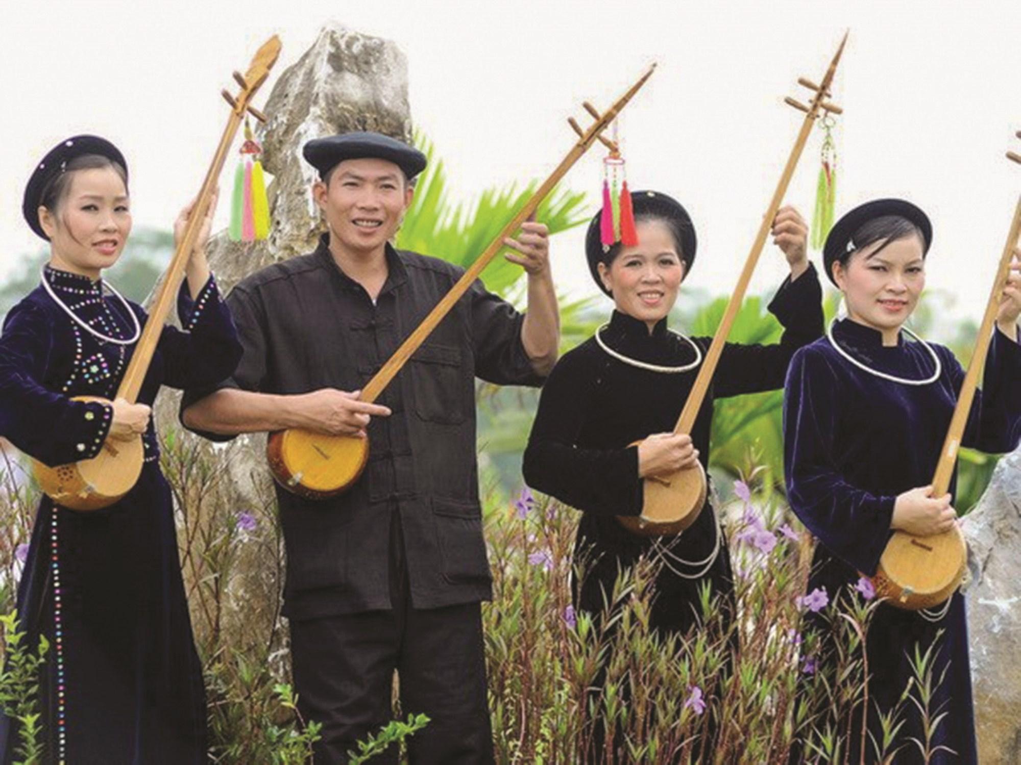 Ngoại giao văn hóa đem về cho đất nước và các địa phương nhiều danh hiệu quan trọng của UNESCO.