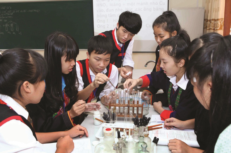 Môi trường đào tạo chuyên biệt góp phần nâng cao chất lượng đào tạo học sinh DTTS và miền núi