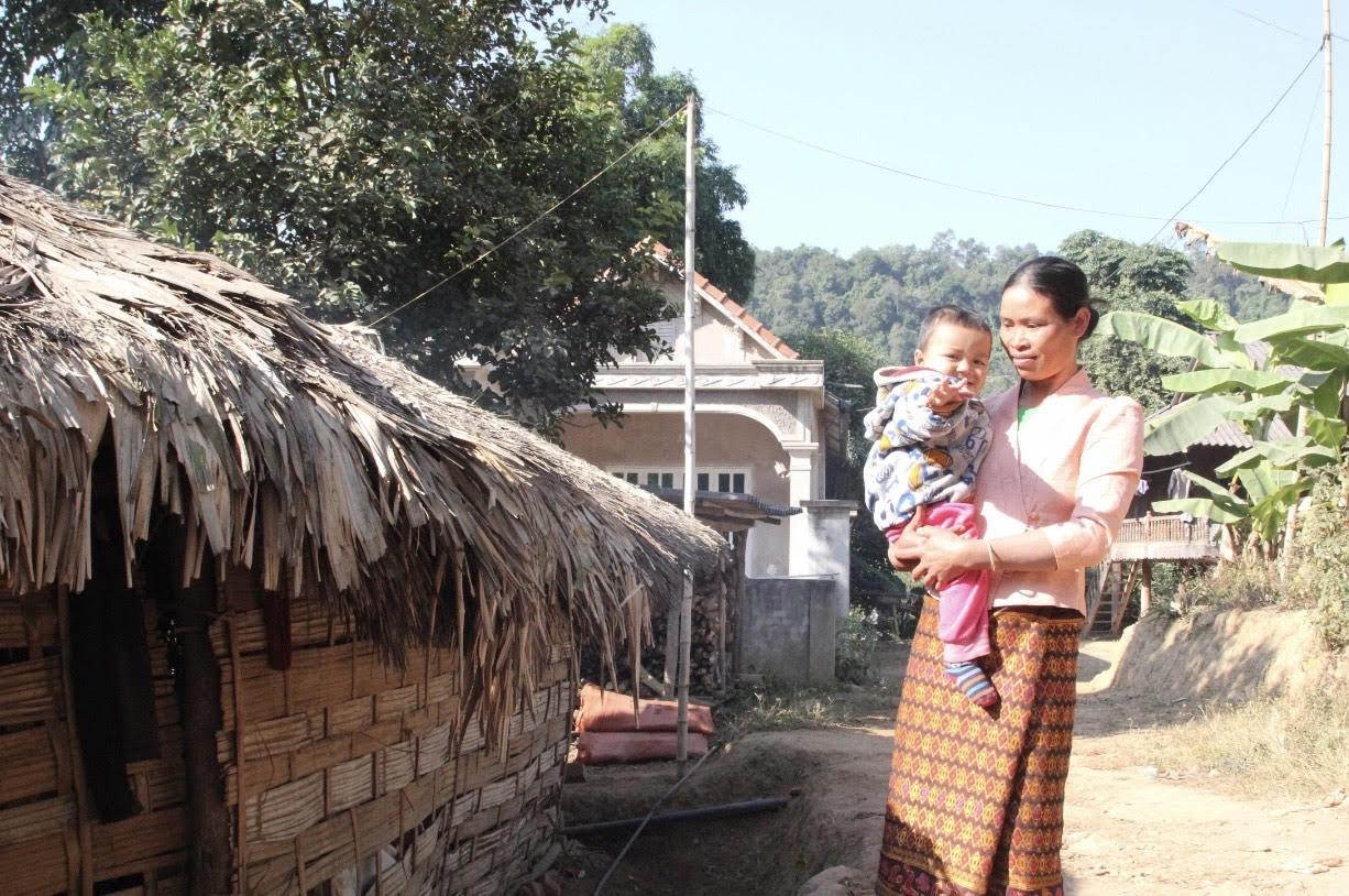 Năm thứ hai chị Nang Luong được ăn Tết tại Việt Nam