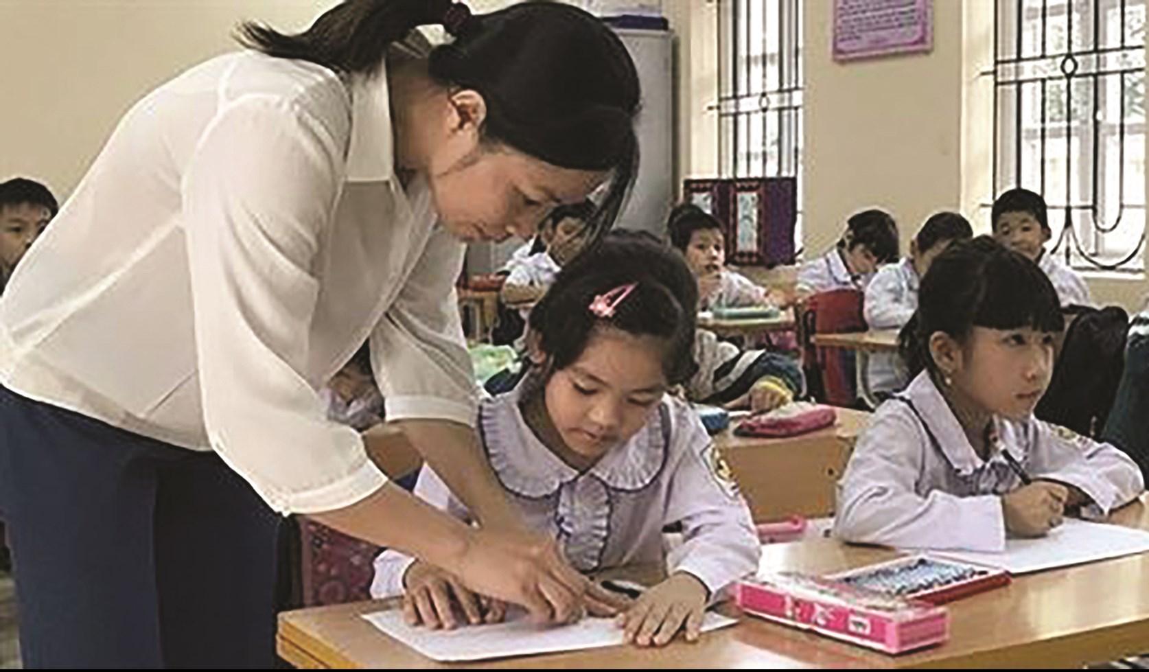 Việc triển khai Chương trình giáo dục phổ thông mới vào năm học 2020 - 2021 góp phần nâng cao chất lượng giáo dục