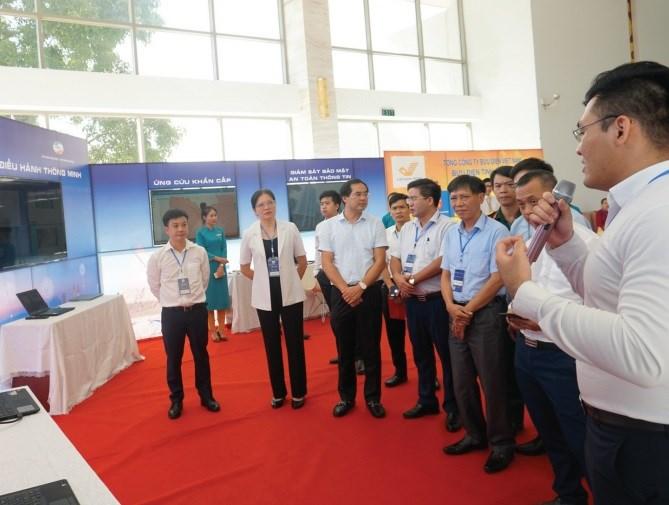 Xây dựng cơ sở hạ tầng CNTT được tỉnh Lào Cai lựa chọn là một trong những lĩnh vực trọng tâm