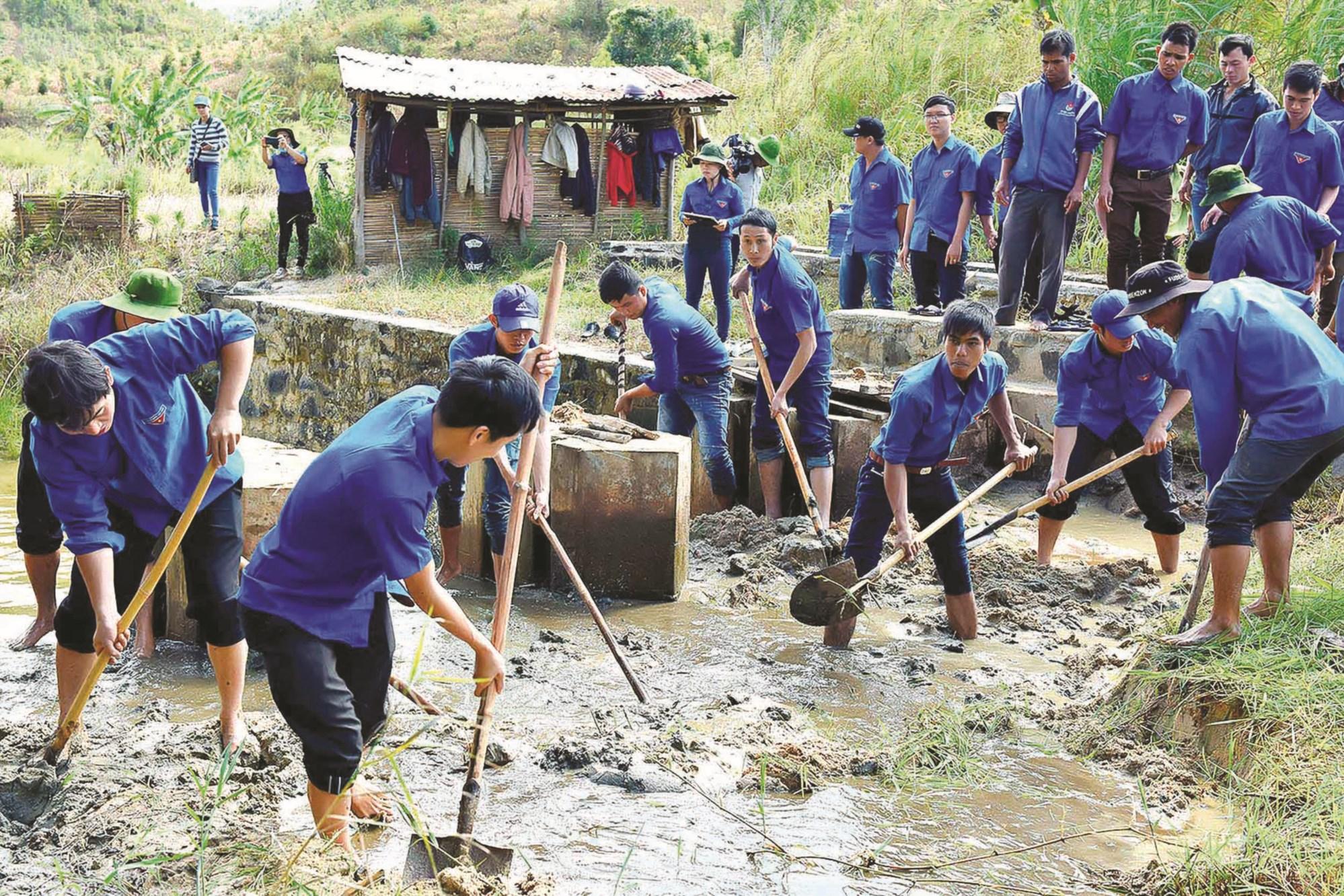Lan tỏa những hoạt động tình nguyện vì cộng đồng trên cả nước. Ảnh: Tư liệu
