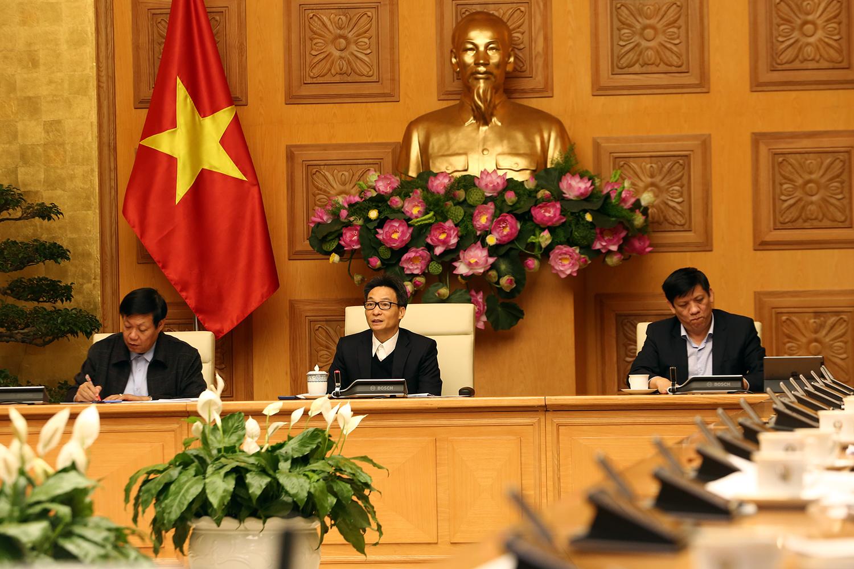 Tình hình phòng chống dịch COVID-19 tại Việt Nam đang được kiểm soát tốt cả về phát hiện, cách ly, điều trị. Ảnh: VGP/Đình Nam