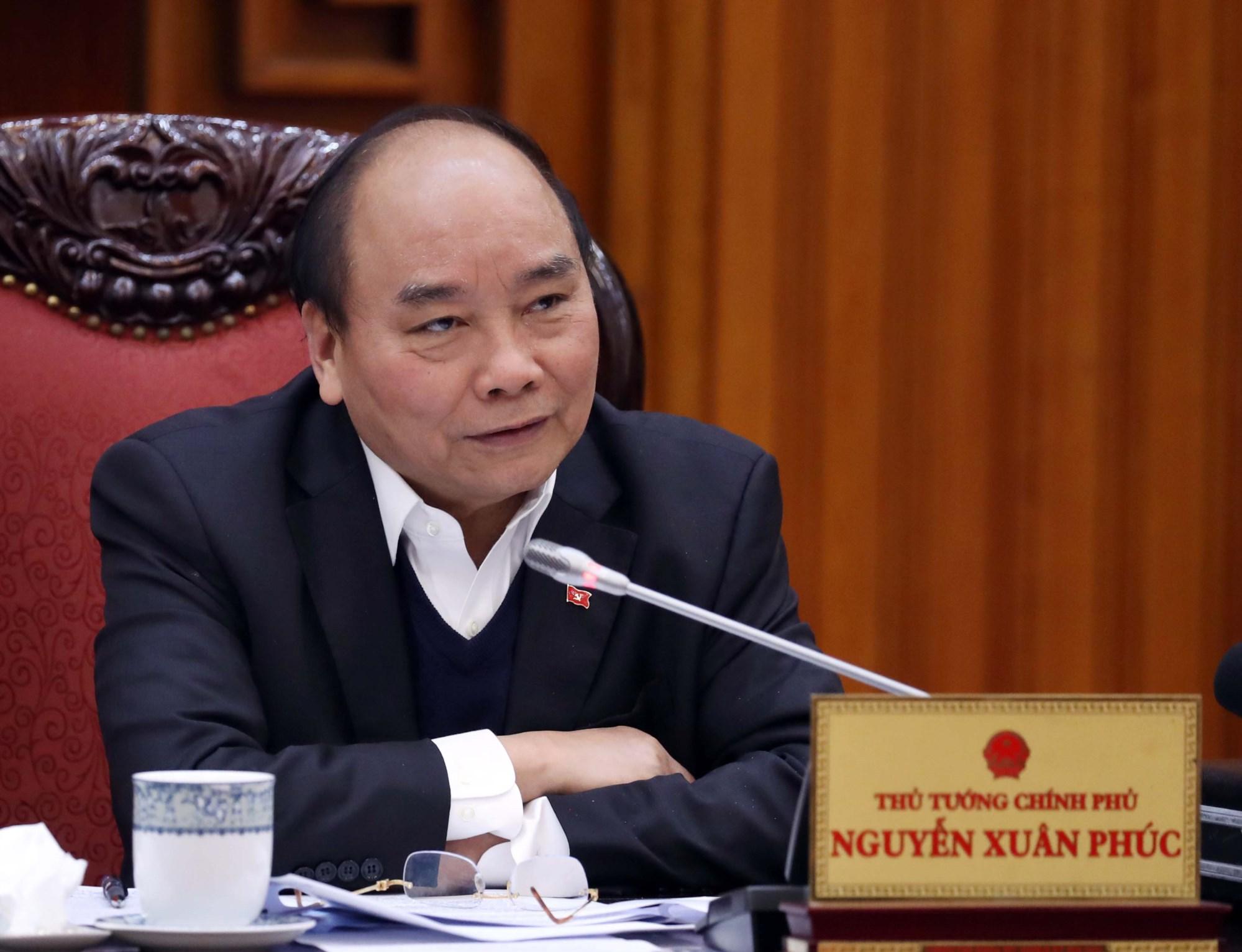 Thủ tướng khẳng định, Nhà nước không bao cấp cho ngành mía đường. Ảnh: VGP/Quang Hiếu
