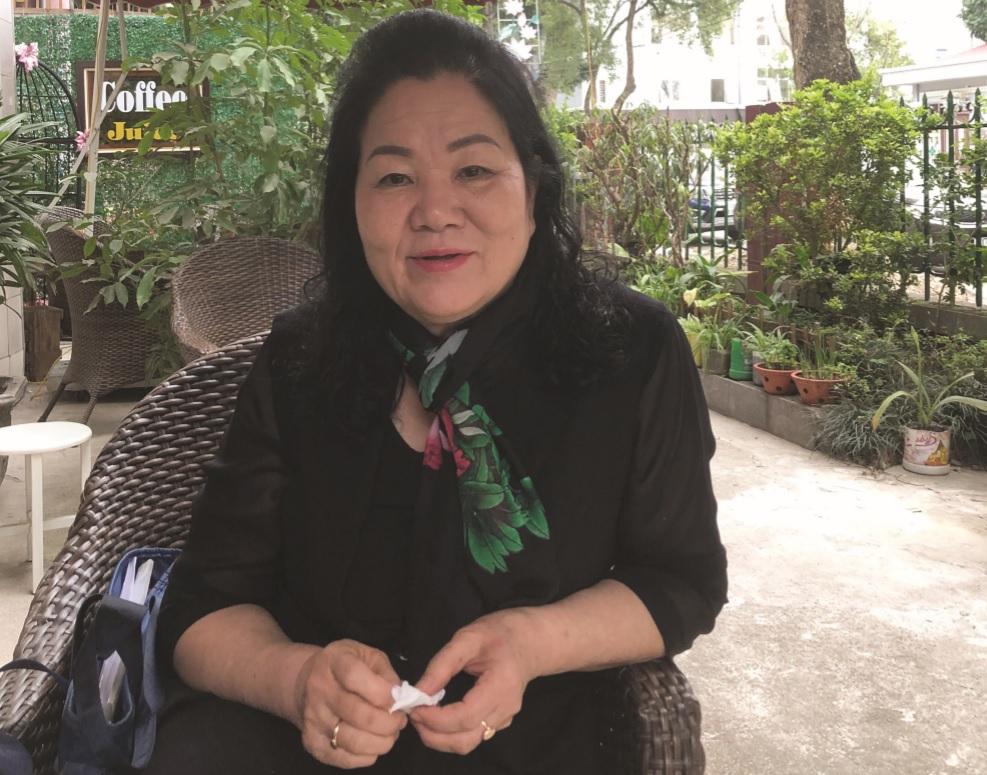NSƯT Hoàng Kim Tuế