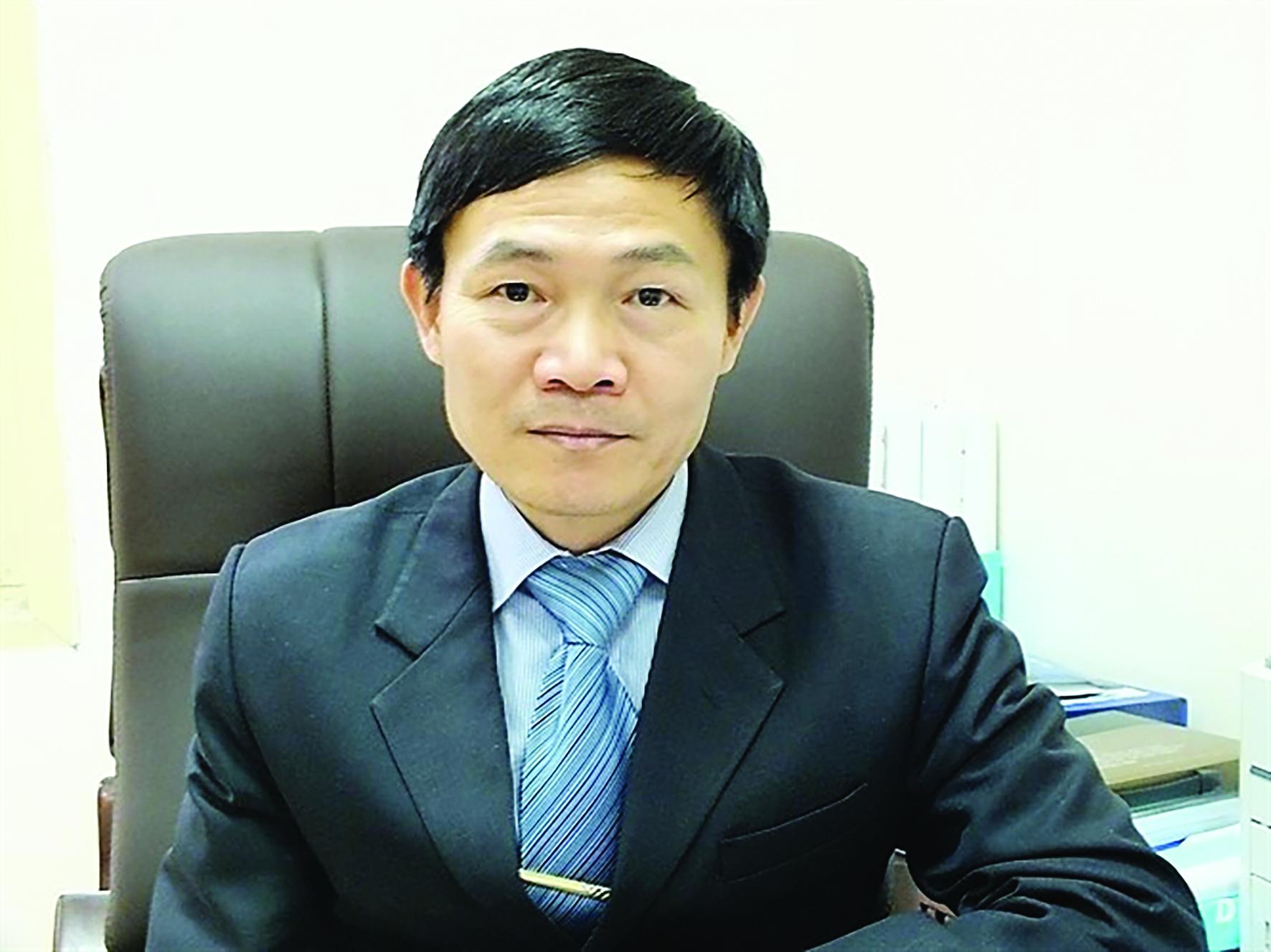 Ông Nguyễn Văn Tỉnh, Tổng Cục trưởng, Tổng Cục Thủy lợi (Bộ NN&PTNT)