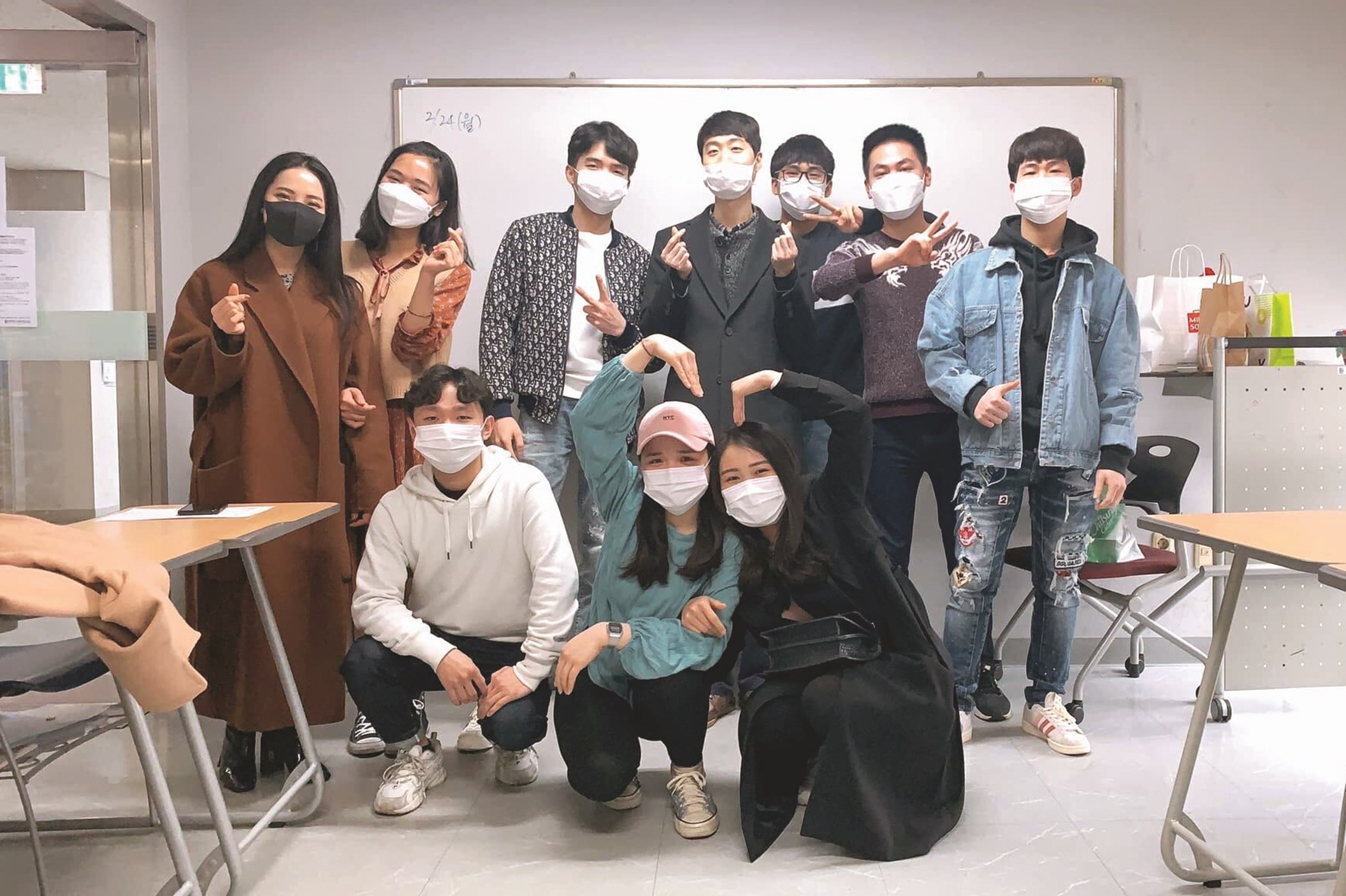 Cộng đồng người Việt Nam tại Hàn Quốc luôn sẵn sàng đoàn kết, giúp đỡ lẫn nhau để vượt qua khó khăn