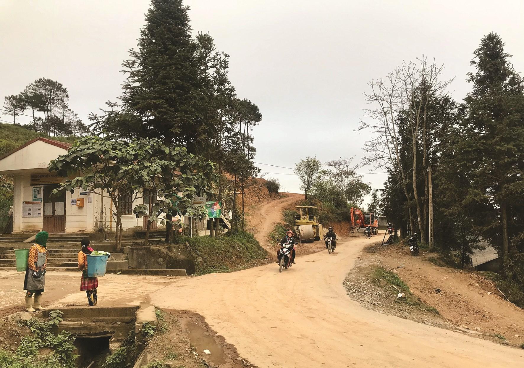 Gian khó vẫn còn hiện hữu trên nhiều bản làng vùng đồng bào DTTS tỉnh Hà Giang