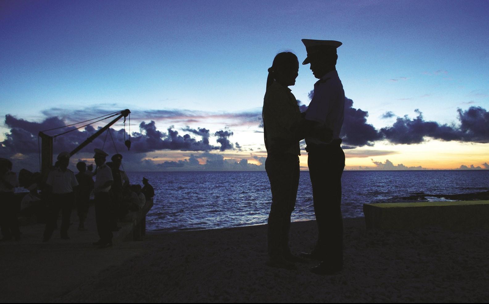 Tình yêu lính đảo