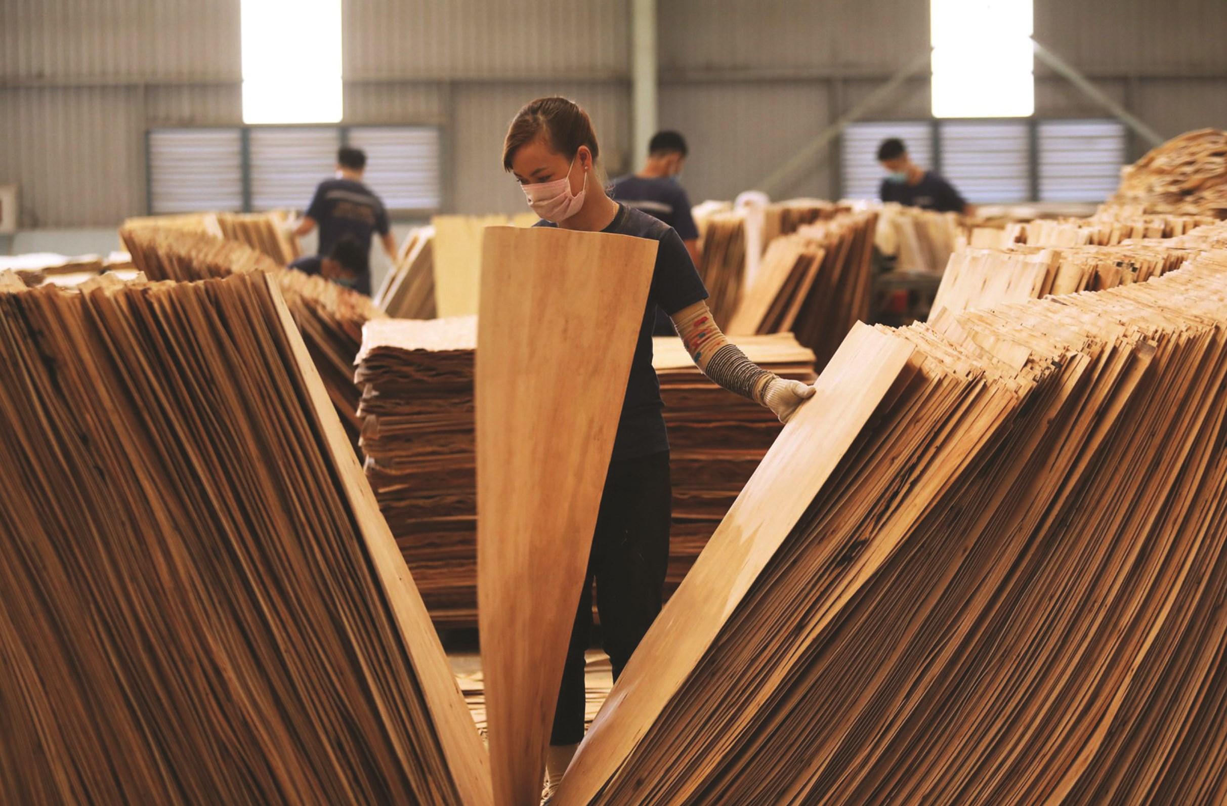 Từ khó khăn do dịch Covid-19, Ngành chế biến gỗ Việt Nam đang định hình lại hướng phát triển