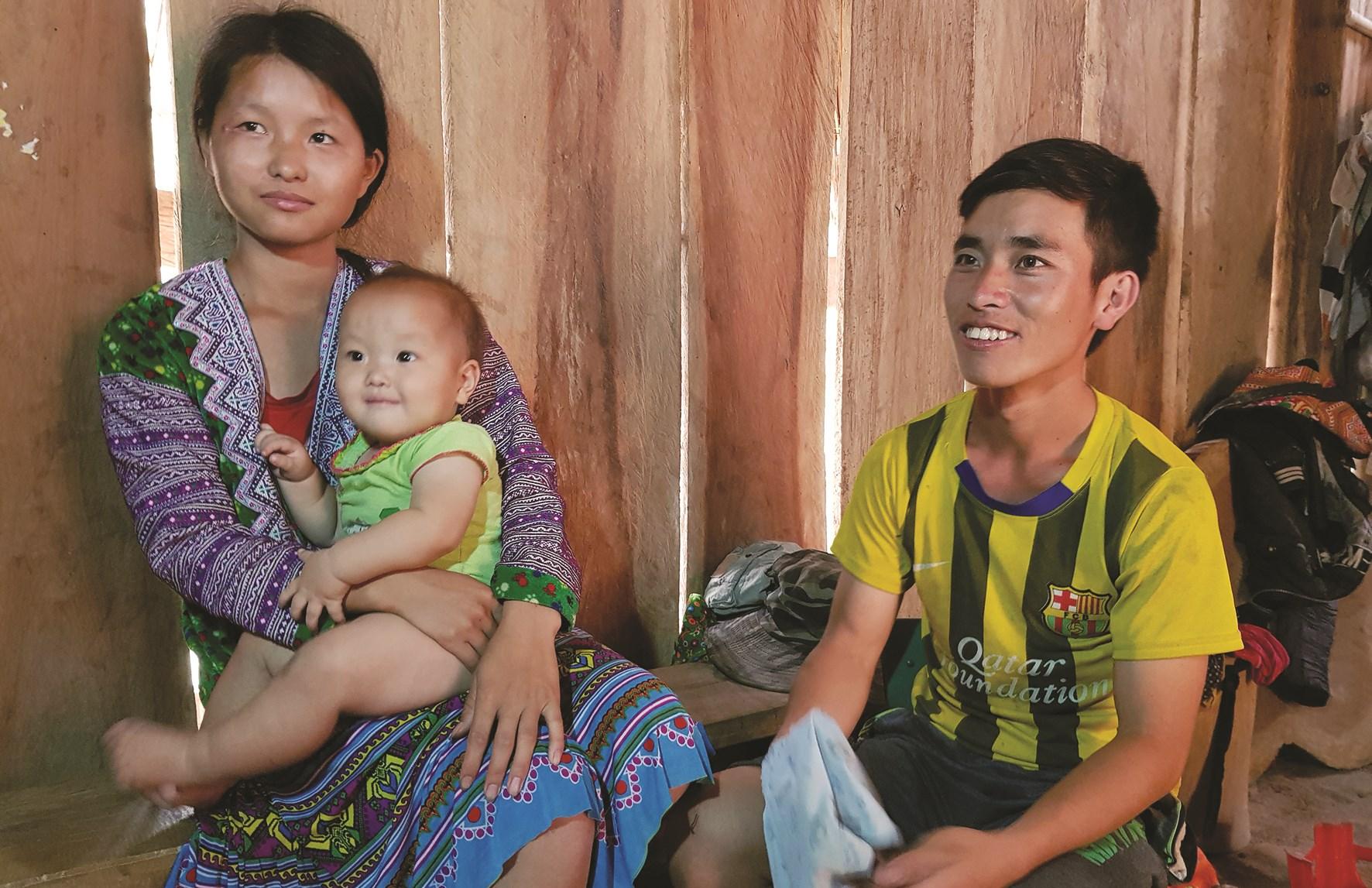 Thế hệ trẻ DTTS trên địa bàn tỉnh Thanh Hóa đã được nâng cao nhận thức pháp luật, hôn nhân và gia đình. (Ảnh minh họa)