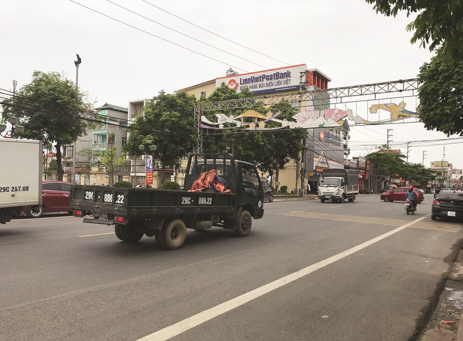 Diện mạo NTM ở huyện Ba Vì (Hà Nội).