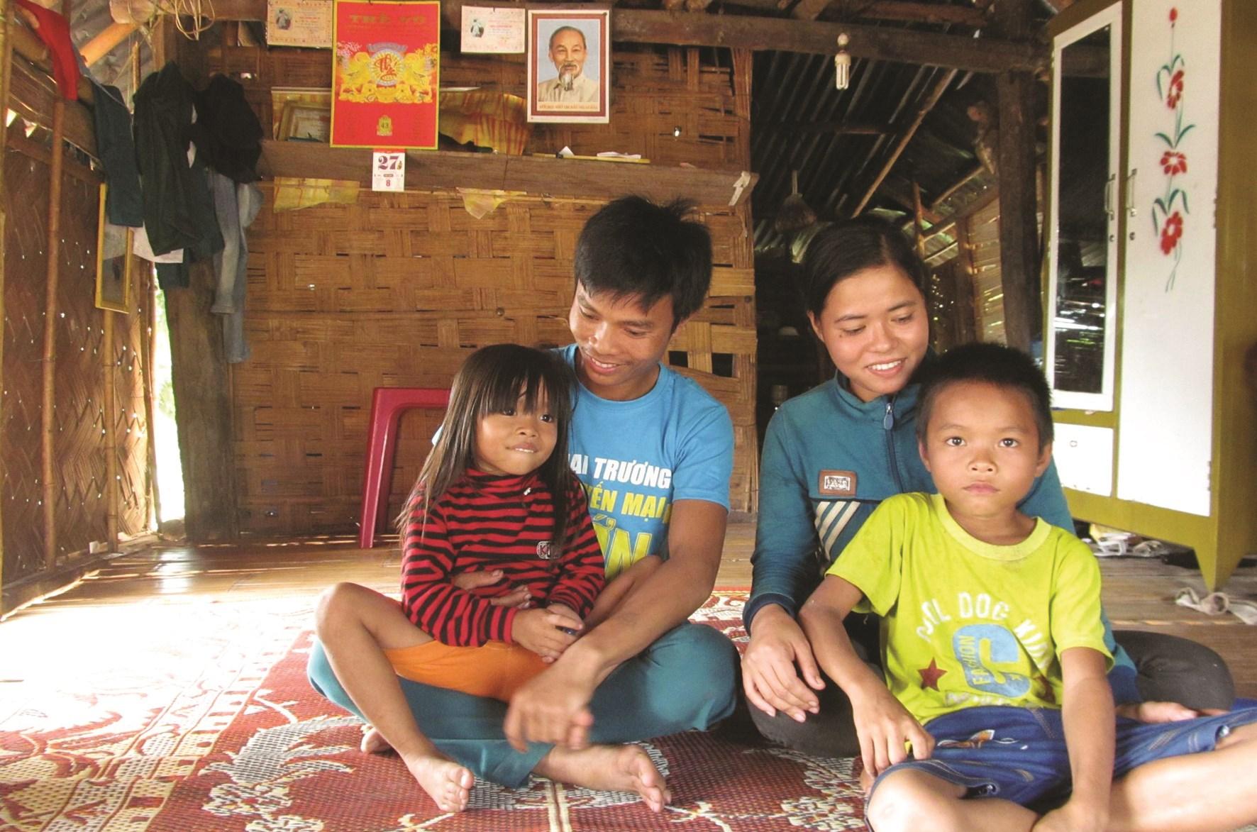 Thực hiện tốt bình đẳng giới sẽ giúp các gia đình hạnh phúc