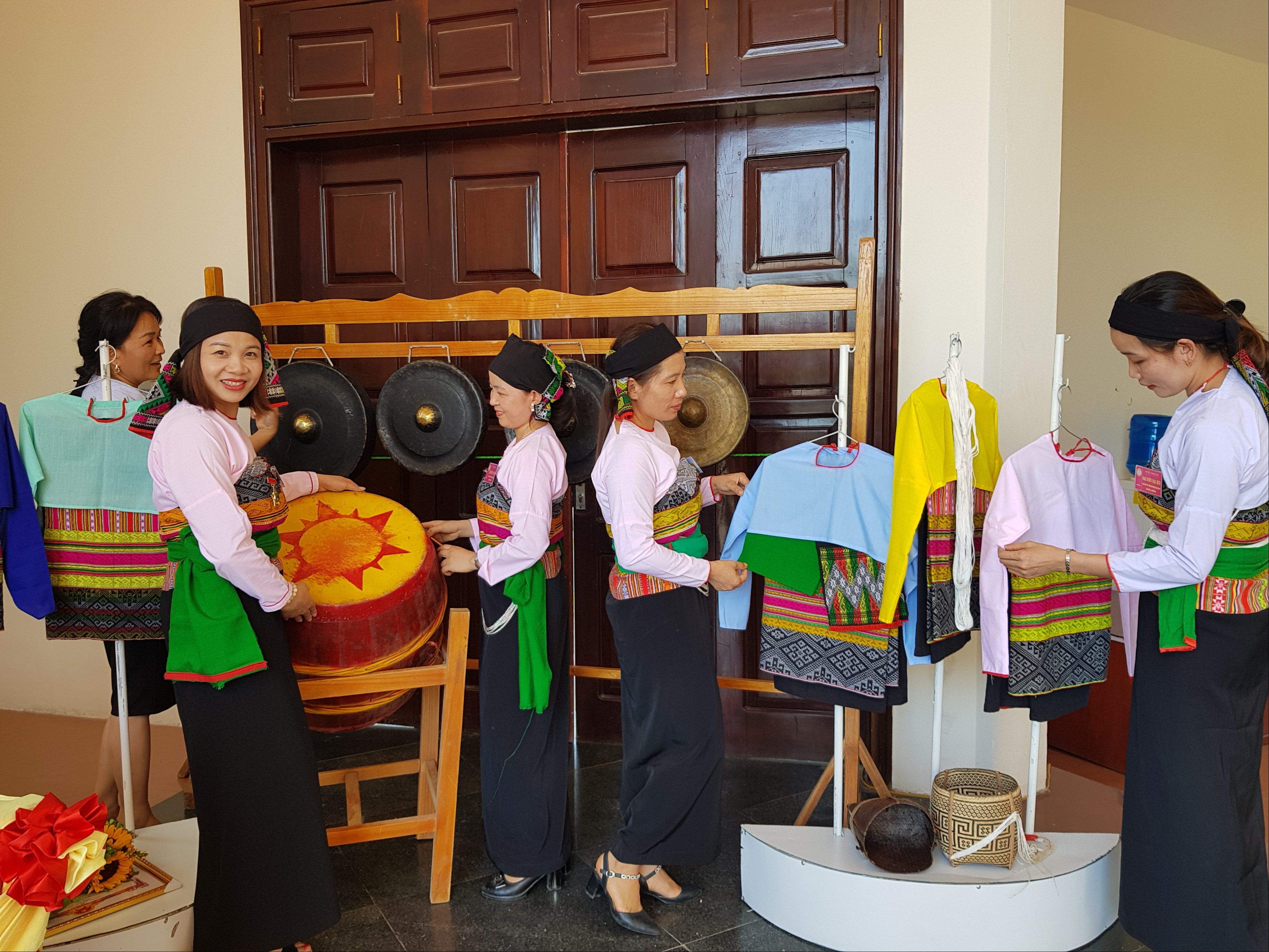 Đồng bào các DTTS tỉnh Thanh Hóa đang chuẩn bị cho ngày hội lớn