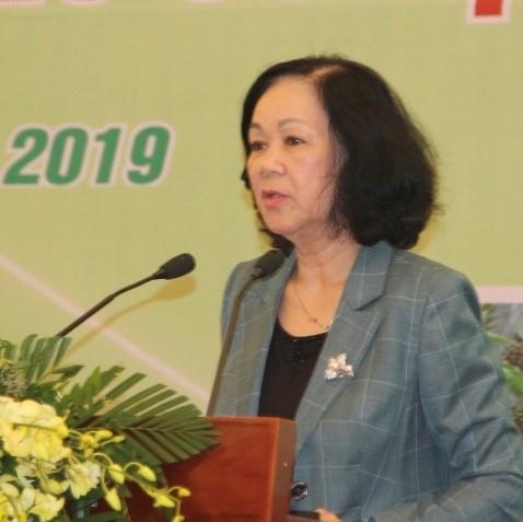 Trương Thị Mai