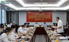 Ủy ban Dân tộc - Bộ Văn hóa, Thể thao và Du Lịch: Ký kết Chương trình phối hợp giai đoạn 2021 - 2025