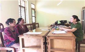 Công an huyện Mường Nhé (Điện Biên): Học Bác để phục vụ Nhân dân tốt hơn