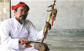 Người giữ hồn nhạc lễ dân gian Chăm