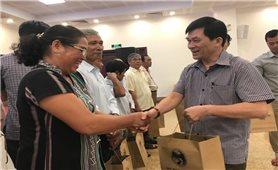 Gặp mặt đoàn Đoàn đại biểu Người có uy tín trong đồng bào DTTS tỉnh Lâm Đồng