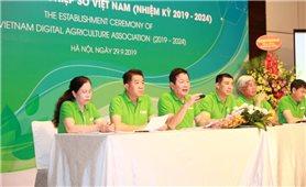 Thành lập Hiệp hội Nông nghiệp số Việt Nam