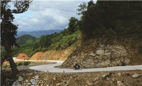 Chuyện hiến đất làm đường ở miền núi Quảng Ngãi