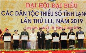 Các dân tộc tỉnh Lạng Sơn phát huy nội lực, hội nhập và phát triển