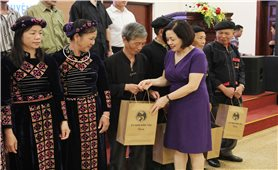 Ủy ban Dân tộc: Gặp mặt Đoàn đại biểu Người có uy tín huyện Đại Từ, Thái Nguyên