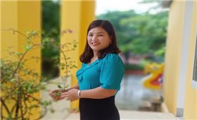 Bạn Võ Thị Hương đoạt giải Nhất tuần 8 Cuộc thi tìm hiểu 90 năm lịch sử của Đảng