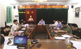 Tổ công tác tổ chức bồi dưỡng tiếng DTTS họp phiên thứ nhất