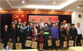 Ủy ban Dân tộc: Gặp mặt Đoàn đại biểu DTTS tiêu biểu tỉnh Hà Giang
