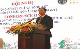 Dân số Việt Nam tăng thêm 10,4 triệu người